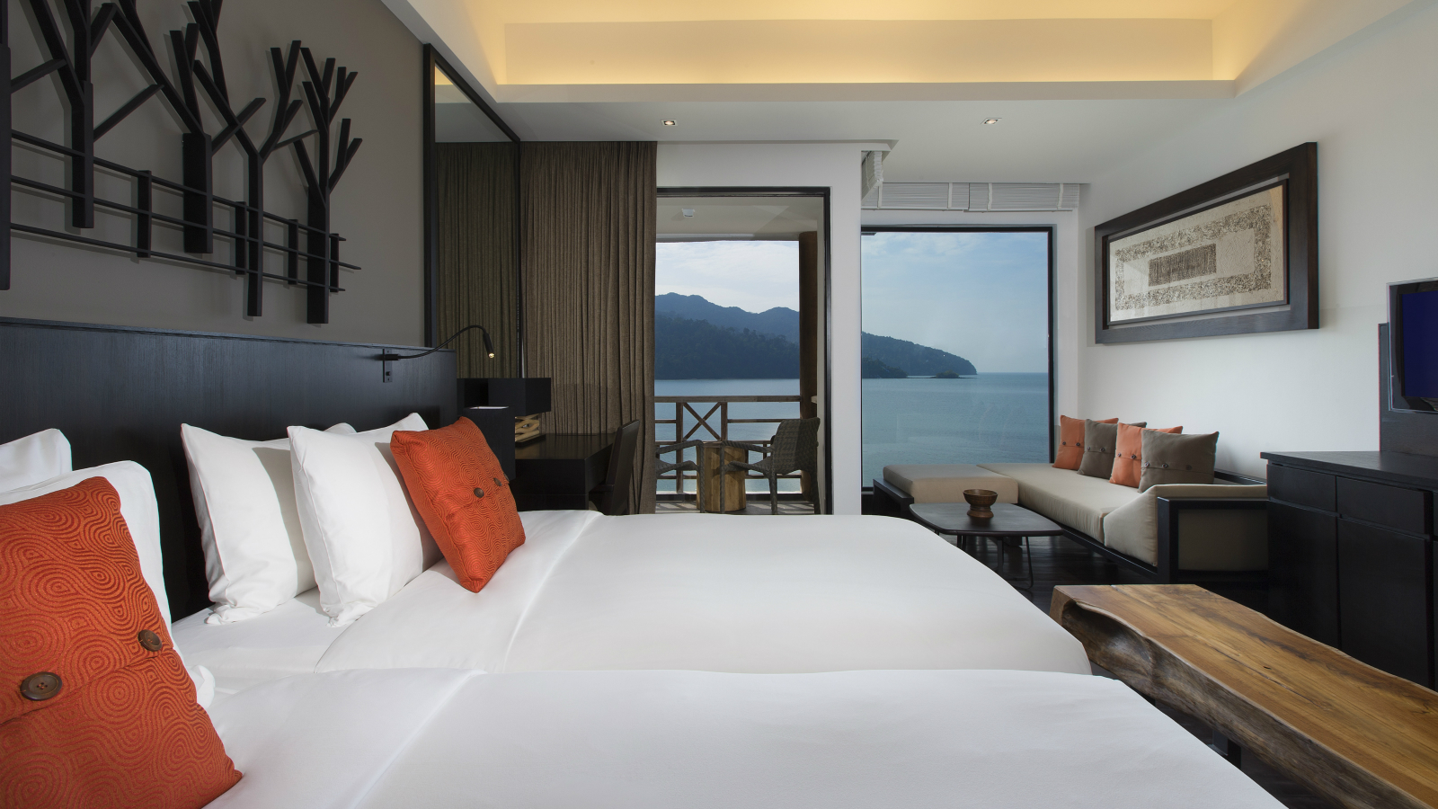 Luxury Seaview Room