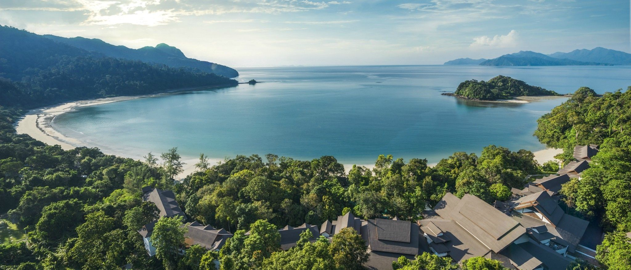 The Andaman Resort Overlooking the Datai Bay
